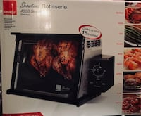 Ronco set it and forget it rotisserie  Wanaque, 07465