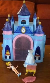Cinderella and castle Arlington, 22205