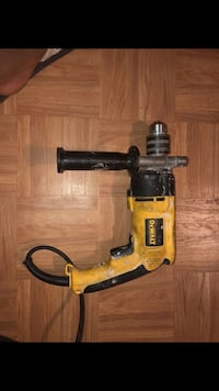 black and yellow DeWalt power tool Alexandria, 22304