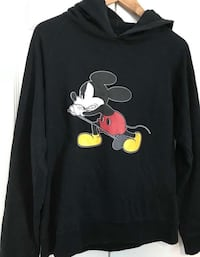 Black and red minnie mouse print sweater New York, 10458