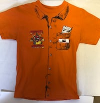Chuck E Cheese Employee T-Shirt Medium Winnipeg, R2Y 2G4