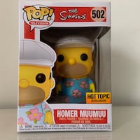 FUNKO POP! HOMER MUUMUU Richmond Hill, L4B 0C2