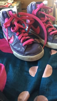Size 8 basketball shoes