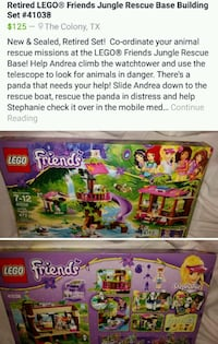 Lego friends  The Colony