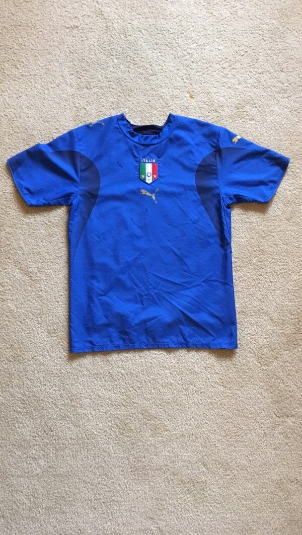 Italy 2006 World Cup Jersey