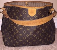 Authentic LV Delightful MM purse/used Toronto, M9N 1Z3