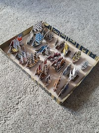 Lot of pirates strategy game pieces Hummelstown, 17036