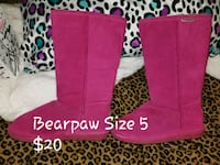 Bearpaw Size 5 Women's Worn Once  Charles Town, 25414