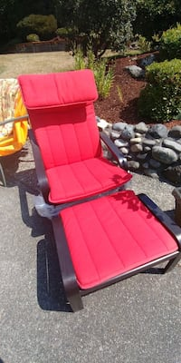 Chair and ottoman Federal Way, 98003