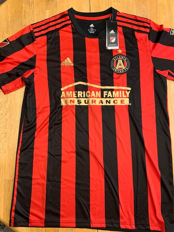 super popular f74b2 a9384 Atlanta United Josef Martinez Jersey XL