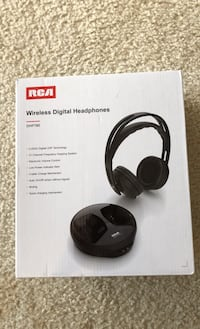 RCA DHP780 Wireless Digital Headphones