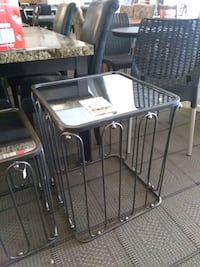 Glass table different sizes available now sale Phoenix, 85018