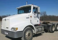 Tractor trailer - commercial insurance  29 km