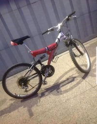 "☆☆☆ 24"" DUAL SUSPENSION MOUNTAIN BIKE!! ☆☆☆ Edmonton, T6R"