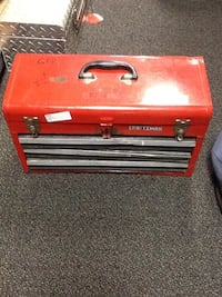 Craftsman tool box with assorted tools Hagerstown, 21740