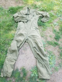 Vintage military coveralls combat issues Sweet Home, 97386