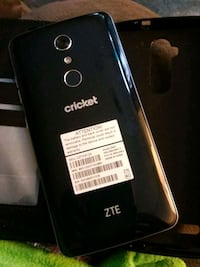 ZTE / from cricket with wallet cover Fresno, 93720