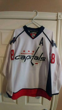 Washington Capitals Hockey Jersey Vaughan, L4L 6L7