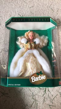 1994 special edition holiday barbie Fairfax, 22031