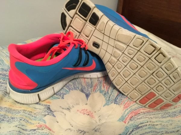 fe83d2eb886f Used NIKE FREE RUN 5.0 (PREOWNED  for sale in Toronto - letgo