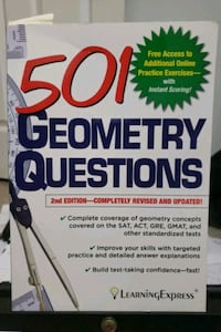 501 Geometry Questions Germantown