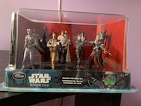 Star Wats Rogue One Deluxe Figurine Set Washington, 20011