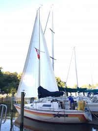1978 San Juan 28 Sailboat for Sale or Trade Car/Truck