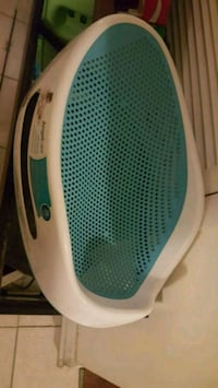 Blue and white bathing support angel care Beltsville, 20705
