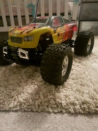 yellow and black monster truck toy Hamilton, L8V 3J3