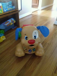 Fisher price laugh and learn dog West Springfield, 22152