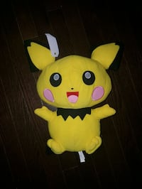 Nintendo Pokemon Pichu Plush Toy