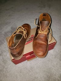 Red Wing Weekender Men Chukka Boots Alexandria, 22310