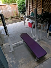 Magnum Flat Bench Press