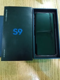 Reduced Brand New Samsung S9 Unlocked  Barrie, L4N 1B6