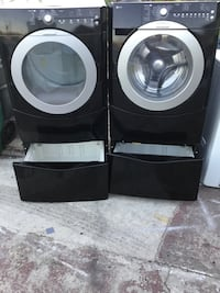 Set washer and gas dryer GE Oakland, 94621