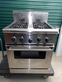 Thermador professional stove/oven