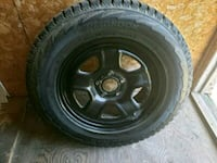 Like New Studded Winter Tires!! Winnipeg, R3B 1Y6