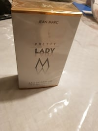 Jean Marc Pretty Lady eau de parfum box Stockholm, 124 65