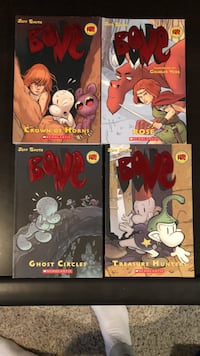 Bone Graphic novels