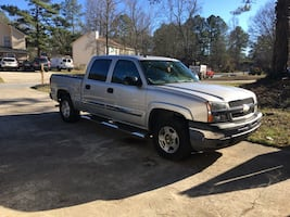 05 Chevy z-71 step boards & mirrors