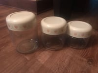 Hearts canister set Knoxville, 37914