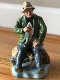 "Royal Doulton 1963 ""Lobster Man"" Raleigh, 27610"