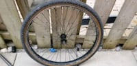 Rigida 26inch front wheel and tire Pickering, L1X 2G4
