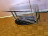 Tv stand 360 degree Rotating stand