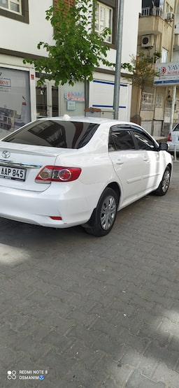 2012 Toyota Corolla 1.6 COMFORT EXTRA A/T fe1a61eb-31c4-4467-95b9-d72ced4a1715