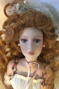 Paradise Galleries Porcelain Doll Indianapolis, 46220