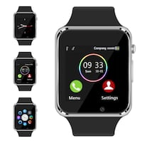 black and silver smart watch Miami Gardens, 33054