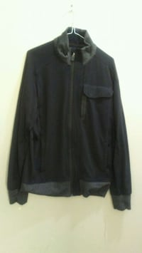 Mens medium lululemon lulu jacket zip up  Edmonton, T5E