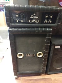 black Kustom speakers Chicago, 60647