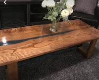 Resin river table Mississauga, L5L 4L4